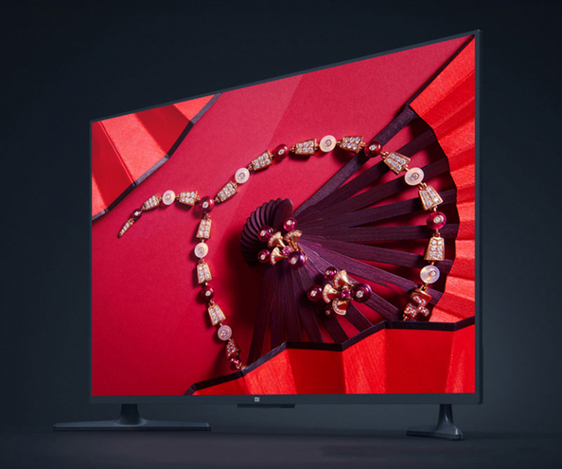 Tivi Xiaomi 4 49 inch thiết kế sang trọng