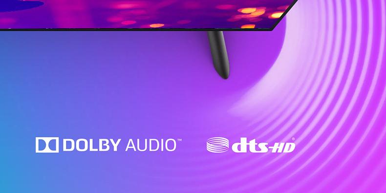 Tivi Xiaomi 4A 58 inch với âm thanh Dolby + DTS