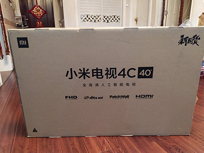 Tivi Xiaomi 4C 40