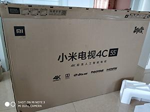 Tivi Xiaomi 4C 55 inch